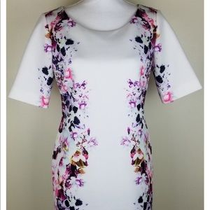 NWOT Antonio Melani Floral Dress